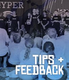 Tips&Feedback